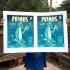 Primus Santa Cruz,Uncut Posters (A/P)