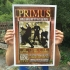 Primus Hallucino-Genetics 2011 Tour Poster Offset Litho (edition of 1000)