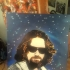 The dude (on canvas)