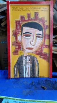 anybody anything (j.d. Salinger)