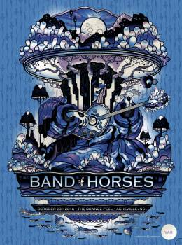 BAND OF HORSES variant