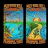 Fare Thee Well Grateful Dead Triptych. Lava foil